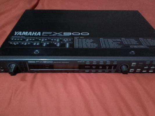 Yamaha fx 900