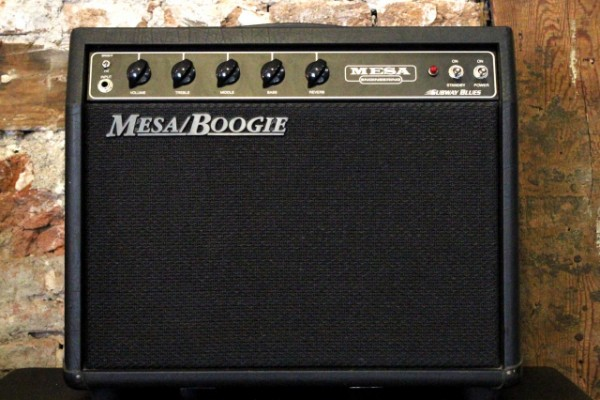 Mesa/Boogie Subway Blues (mid 90s)