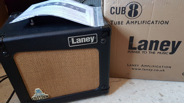 Laney Cub 8 Modificado