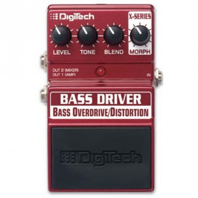 Vendo o cambio Bass Overdrive Digitech
