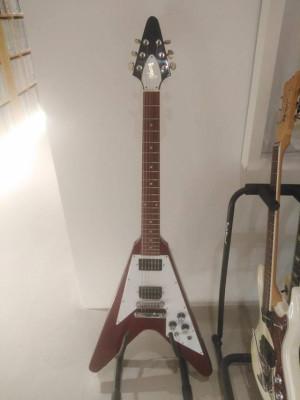 Gibson flying V cherry HC