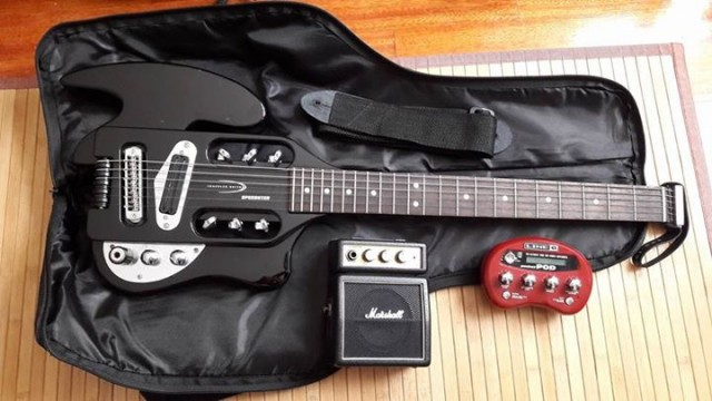 Vendo Traveler Guitar Speedster