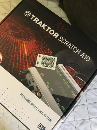 Tarjetas de Sonido TRAKTOR Audio 10