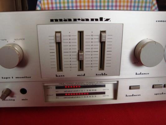 Amplificador marantz pm-400