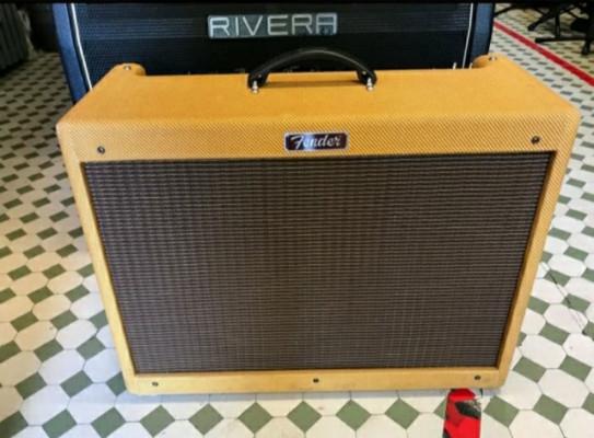 Fender Blues Deluxe 40W (válvulas)