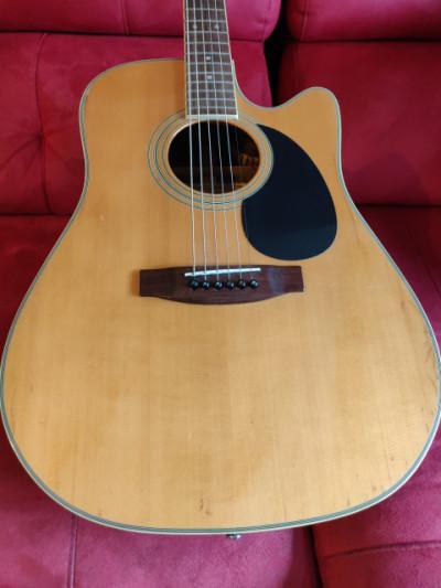Guitarra (Electro)Acústica Hohner HEA720