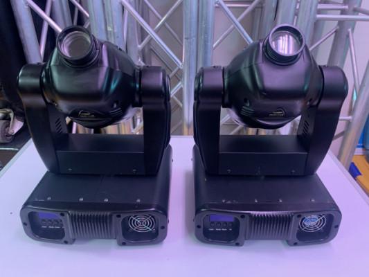 Cabezas Móviles Showtec Phantom Hti 150