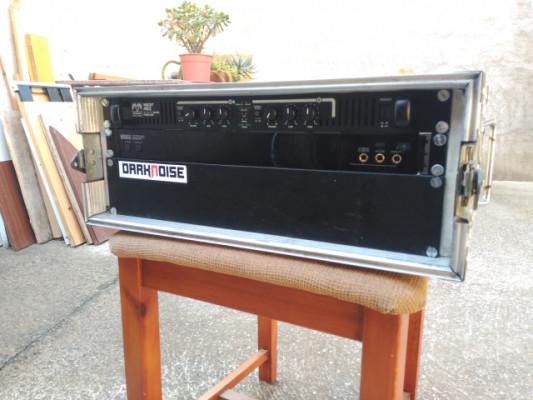 Flightcase Rack 4U Meyer Sound