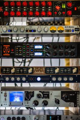 Vendo Dangerous Music Compressor