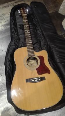 Guitarra acústica STORM