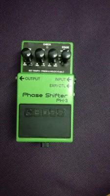 Vendo Boss Phase Shifter Ph-3/ Cambio por humbuckers