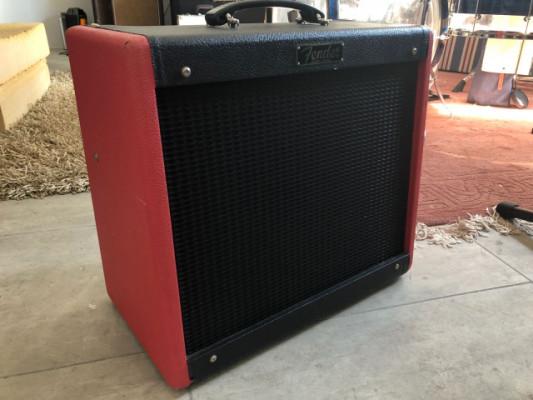 Fender Blues Junior Red Nova