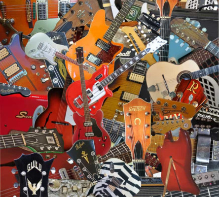 Guitarra eléctrica barítono