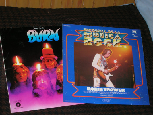 Rock & Roll-Robin Trower
