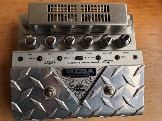 Pedal Mesa Boogie V-Twin