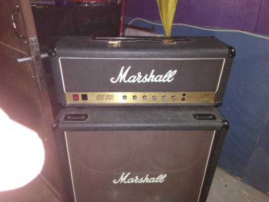 amplificador Marshall jcm 800