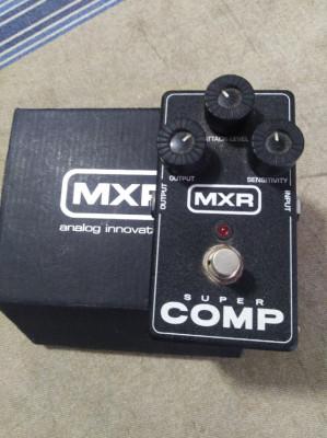 Compresor Mxr super comp