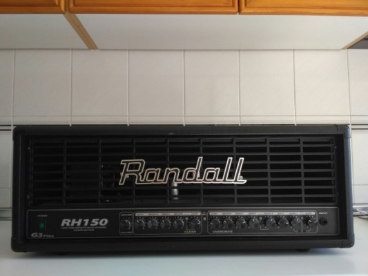 Cabezal Randall RH150 G3 Plus