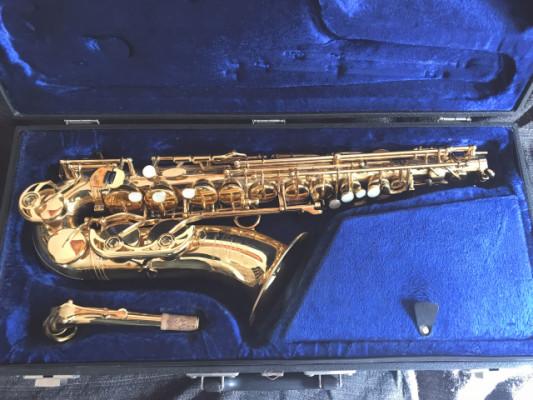 Saxofón alto B&S 2001