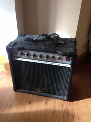 Amplificador Live Ak-10GR