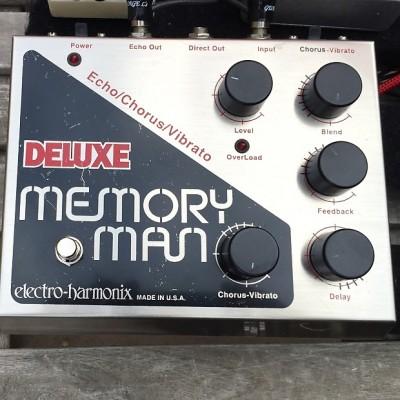 Ehx Deluxe Memory Man de los 90