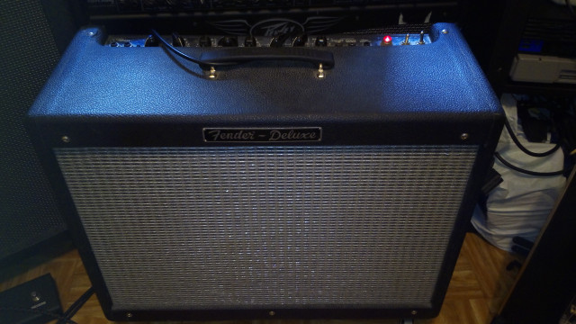 Fender Hot Rod Deluxe - mk1- año 2006. REBAJON!!! (reservado)