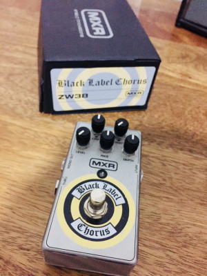 Chorus mxr black label
