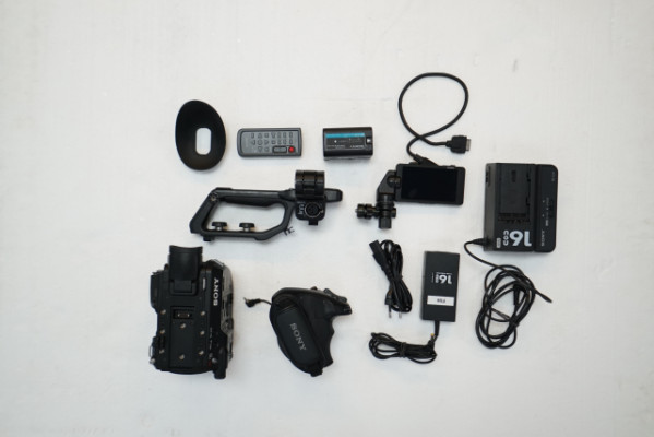 Vendo cámara Sony FS5
