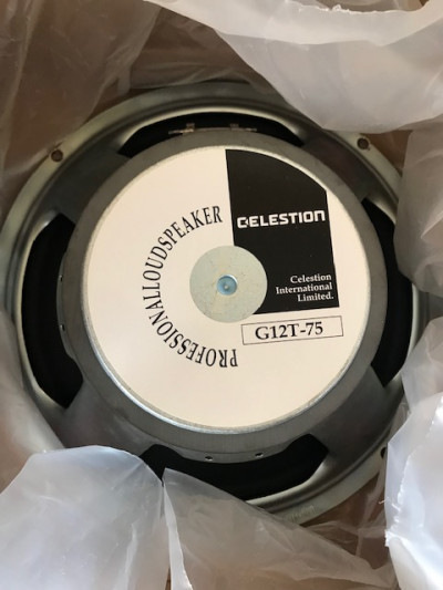 Celestion G12T75 - 8 ohms
