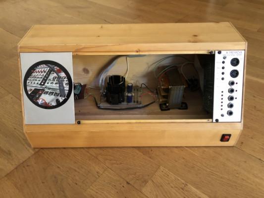 Caja eurorack DIY