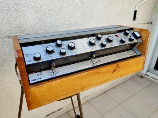 Hohner Orgaphon 60N (Cabezal vintage alemán punto a punto 60's)