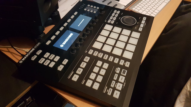 Maschine Studio Native instruments