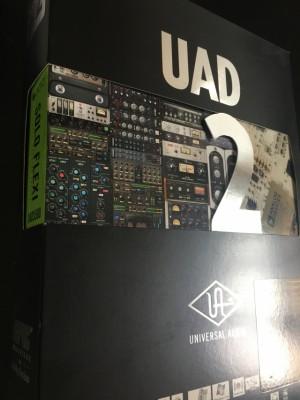 UAD 2  SOLO - Universal Audio.