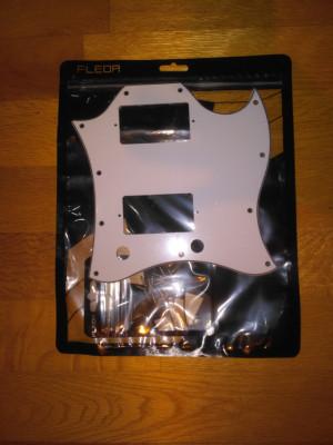 Golpeador para Gibson SG blanco