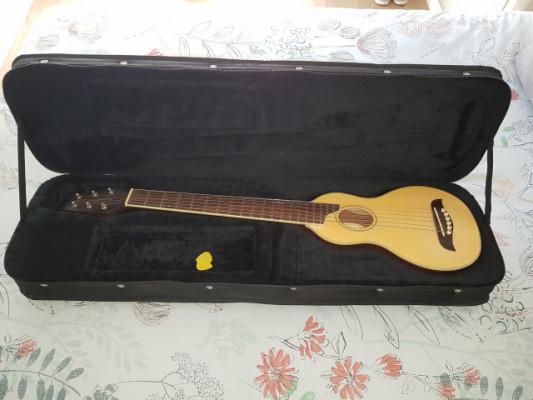 Washburn rover guitarra de viaje