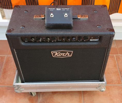 Amplificador guitarra Koch Startrooper