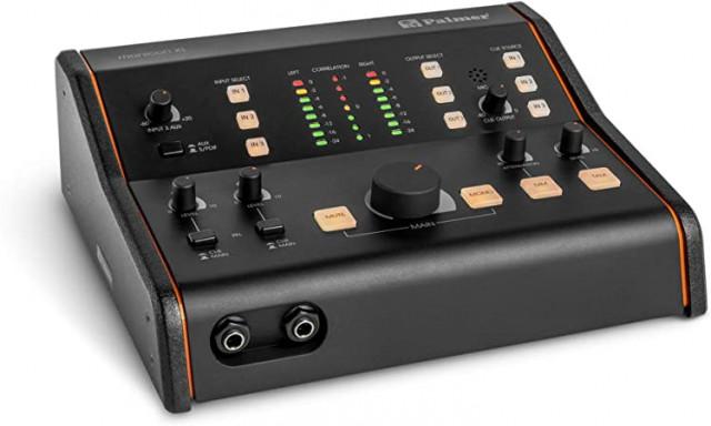 Controlador de Monitores Palmer Monicon XL en garantía.