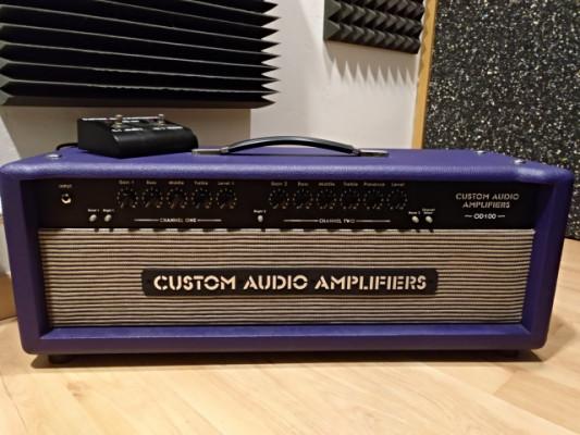 Custom audio od100 classic +