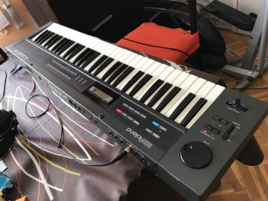 Vendo Roland Juno 2