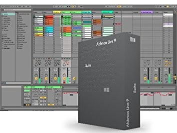 Ableton Live 9 Suite (Licencia)