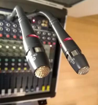 Micrófonos AKG gn 30 Esp + AKG ck31