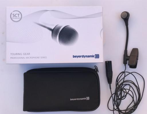 micrófono de pinza Beyerdynamic TG152