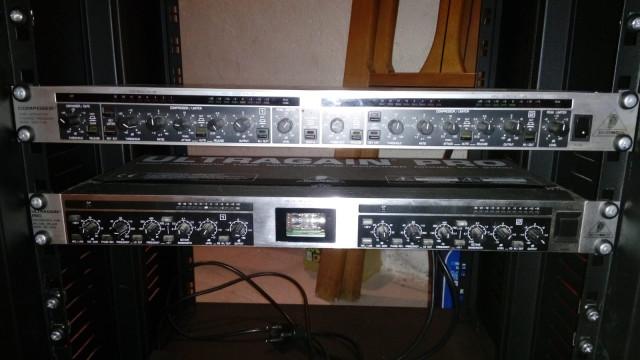 Compresor Behringer MDX2100 (envío incluido)