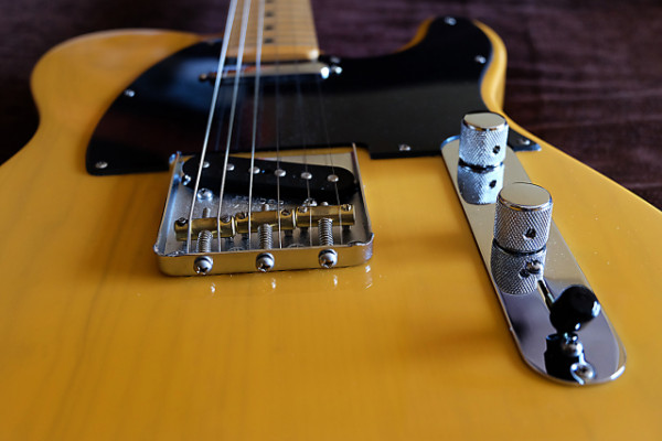 fender telecaster special edition deluxe ash mn