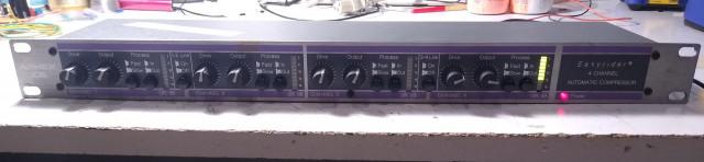 Compressor Aphex Easy Rider 106