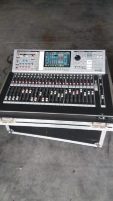 Roland V- Mixer M400 y 2 Stagebox S1608
