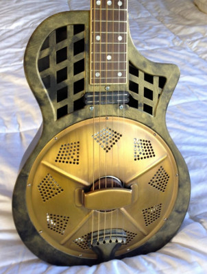 Compro Republic Resonator  Highway 61