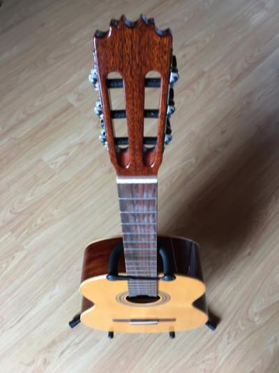 Guitarra Clásica Modelo T106 por Vicente Tatay Tomas
