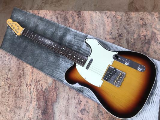 VENDIDA,Fender Teleca62.picukp fender standard 91.usa