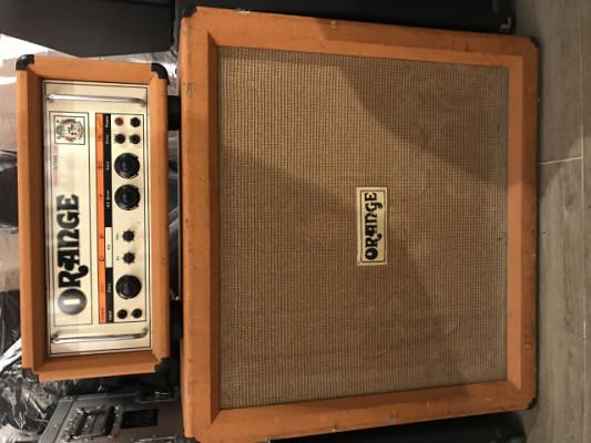 Orange OR 120 de 1973 / cambio o venta